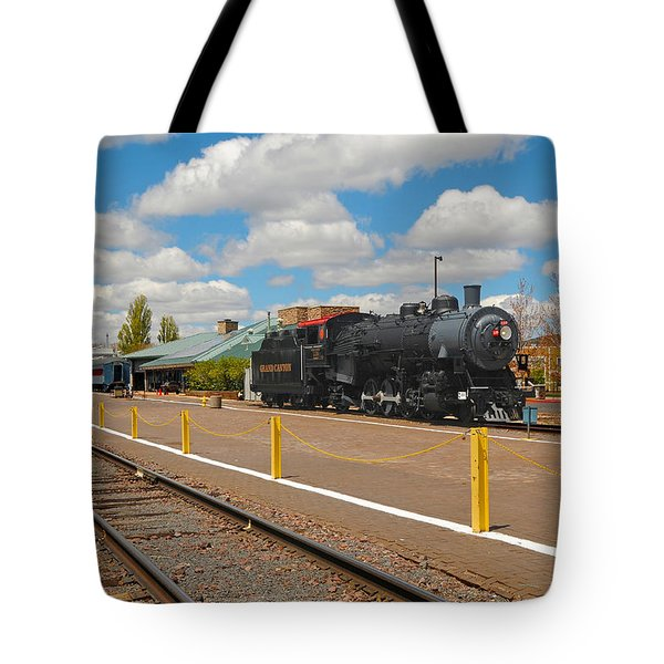 Grand Canyon Railway Tote Bag