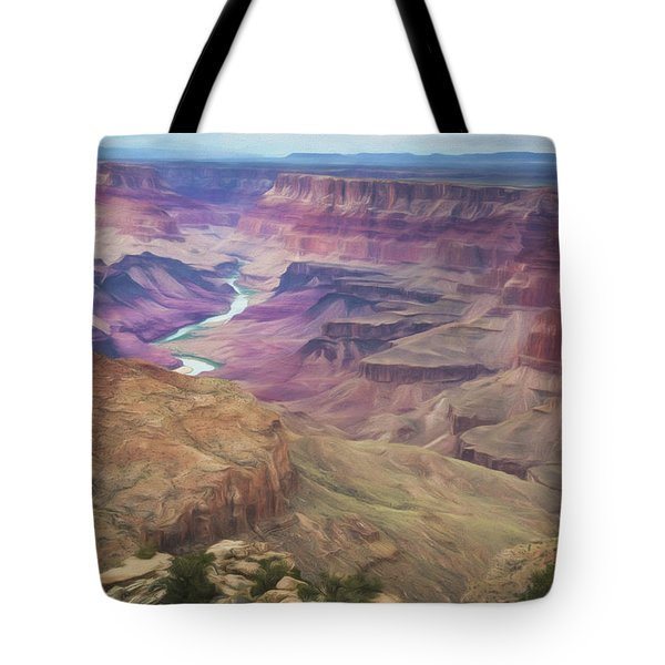 Grand Canyon Suite Tote Bag