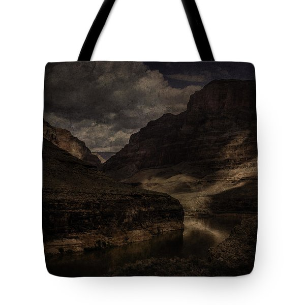 Tote Bag featuring the photograph Grand Canyon - West Rim by Ryan Photography