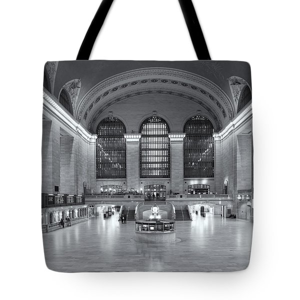 Grand Central Terminal II Tote Bag by Clarence Holmes