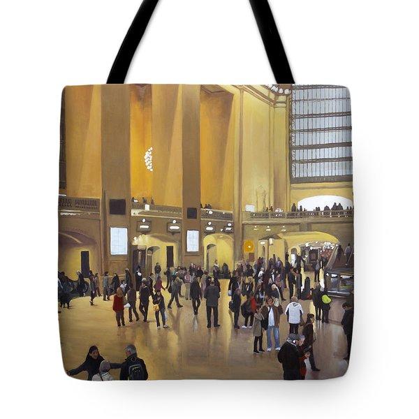 Grand Central Terminal Tote Bag