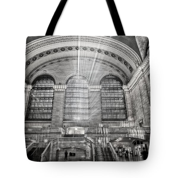 Grand Central Terminal Station Tote Bag by Susan Candelario