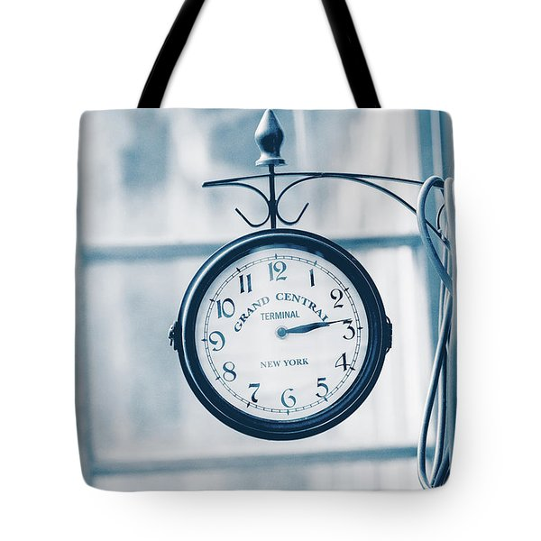 Grand Central Time 2 Tote Bag