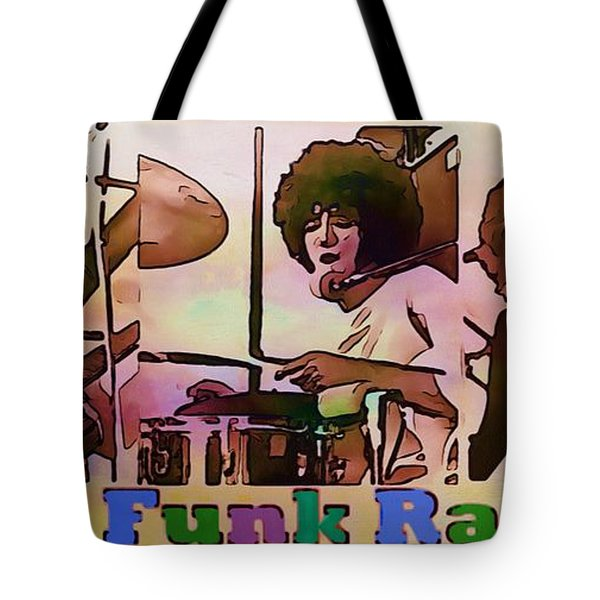 Grand Funk Railroad Collection - 1 Tote Bag
