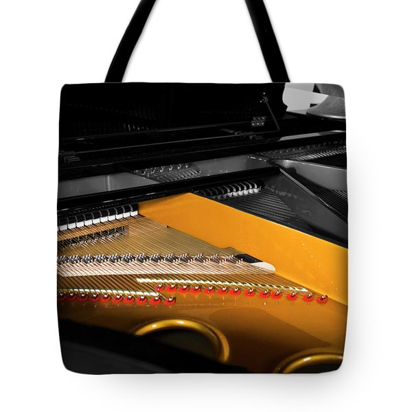 Grand In Selective Color Tote Bag