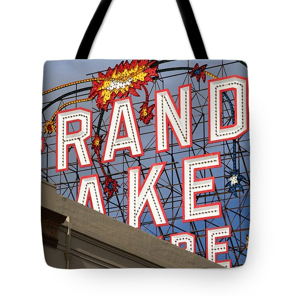 Grand Lake Theatre . Oakland California . 7d13495 Tote Bag