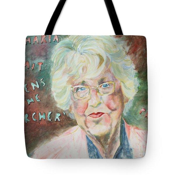 Grand-maman Tote Bag