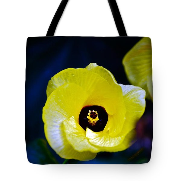 Tote Bag featuring the photograph Grand Opening by Debbie Karnes