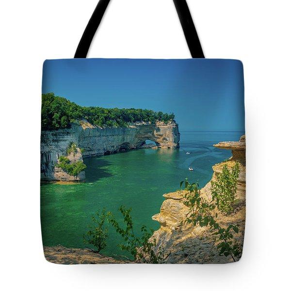 Grand Portal Point Tote Bag