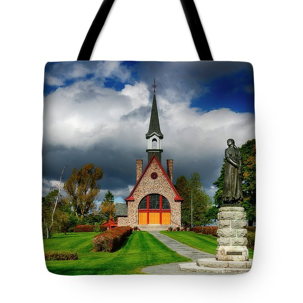 Grand-pre National Historic Site 06 Tote Bag by Ken Morris