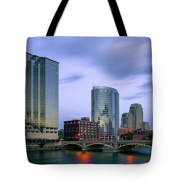 Grand Rapids Tote Bag