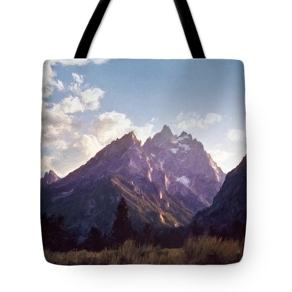 Grand Teton Tote Bag