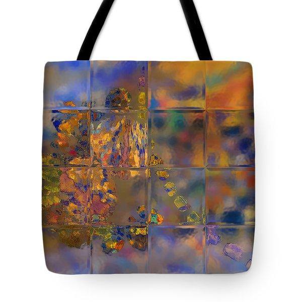 Grand Tiles Tote Bag