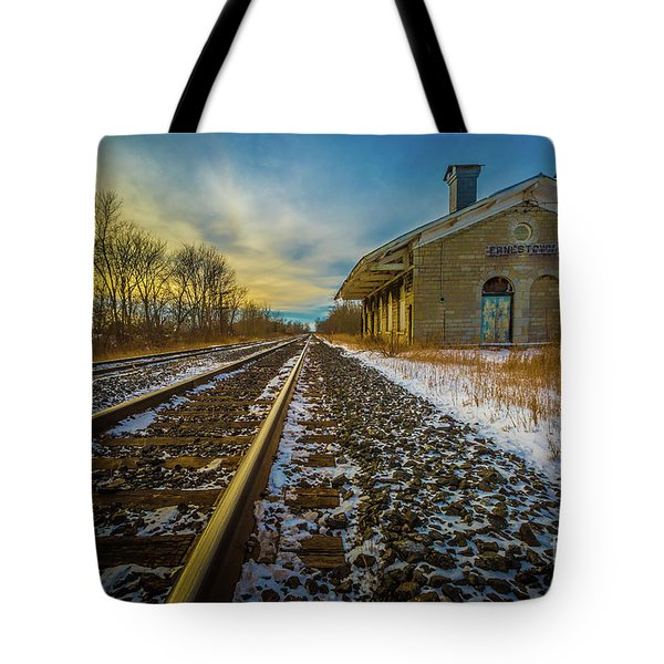 Grand Trunk Station  Tote Bag