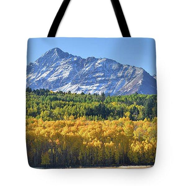 Grand Wilson Mesa Landscape Tote Bag