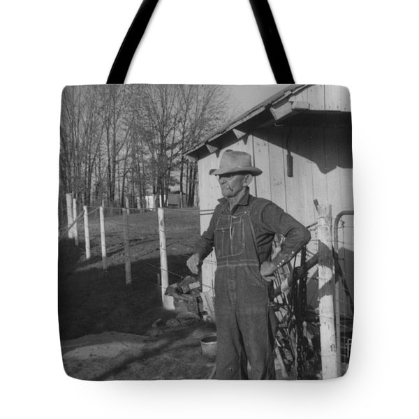 Granddaddy Clyde Tote Bag