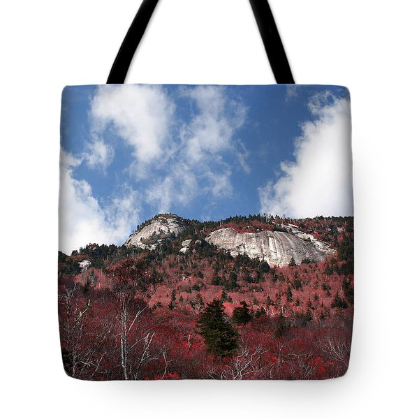 Grandfather Mountain East Side Tote Bag