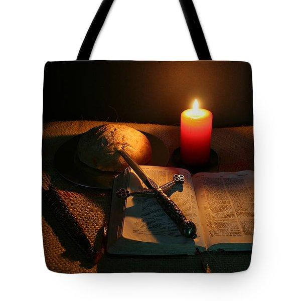 Grandfathers Bible Tote Bag