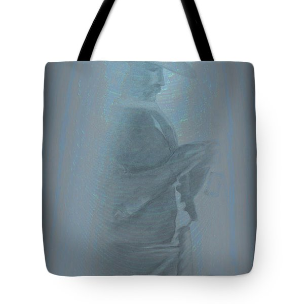 Grandfather's Ghost Tote Bag