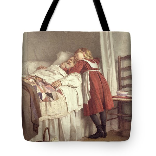 Grandfathers Little Nurse Tote Bag