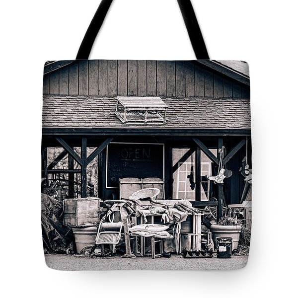 Grandma's Attic Tote Bag