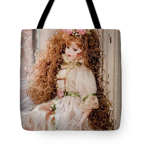 Grandma's Doll Tote Bag