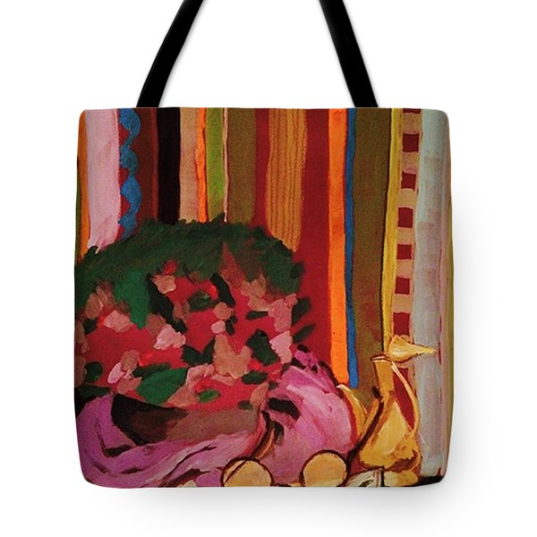 Grandma's Glasses Tote Bag