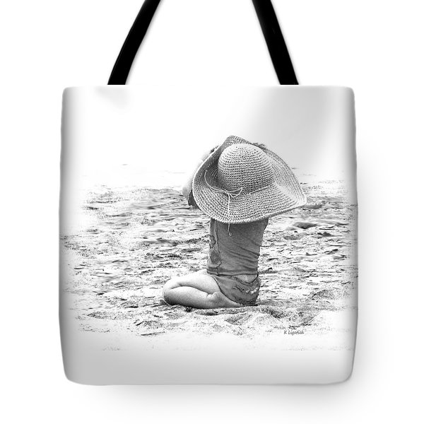 Tote Bag featuring the photograph Grandma's Hat by Kerri Ligatich