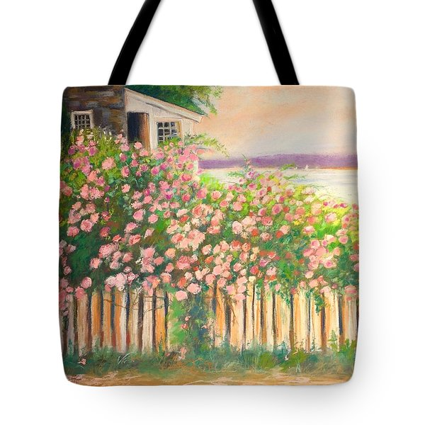 Grandmas Lake House Tote Bag