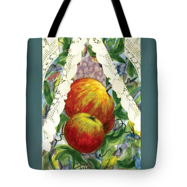 Grandma's Window 2 Tote Bag