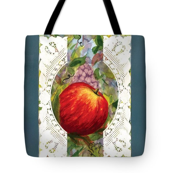 Grandma's Window Tote Bag