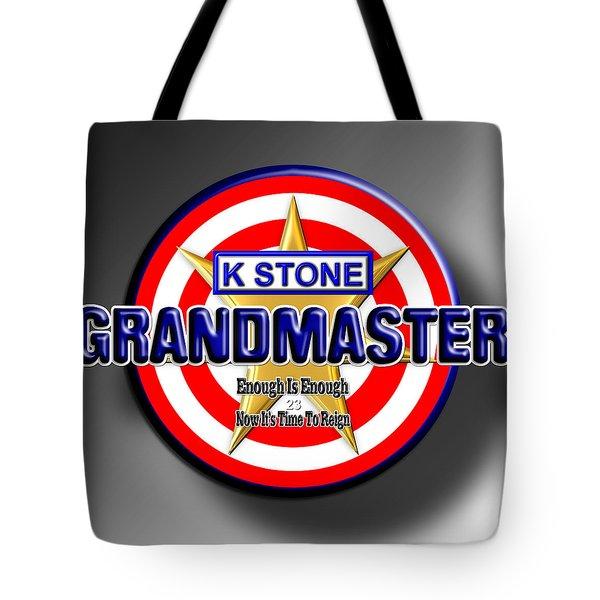 Grandmaster Tote Bag