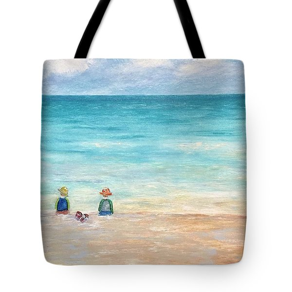 Grandmas View Tote Bag