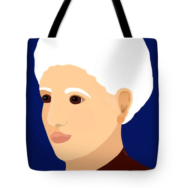 Grandmother Tote Bag by Marian Cates
