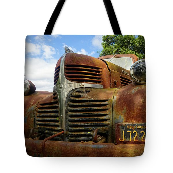Tote Bag featuring the photograph Grandpa by Skip Hunt