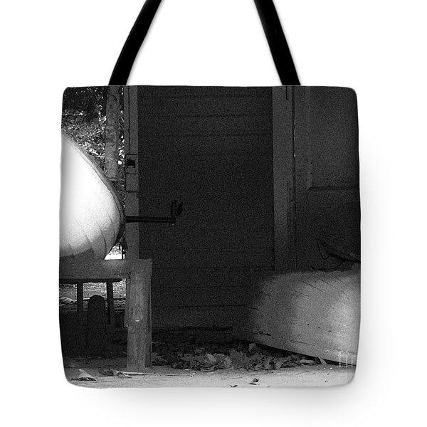 The Three Dinghys Tote Bag