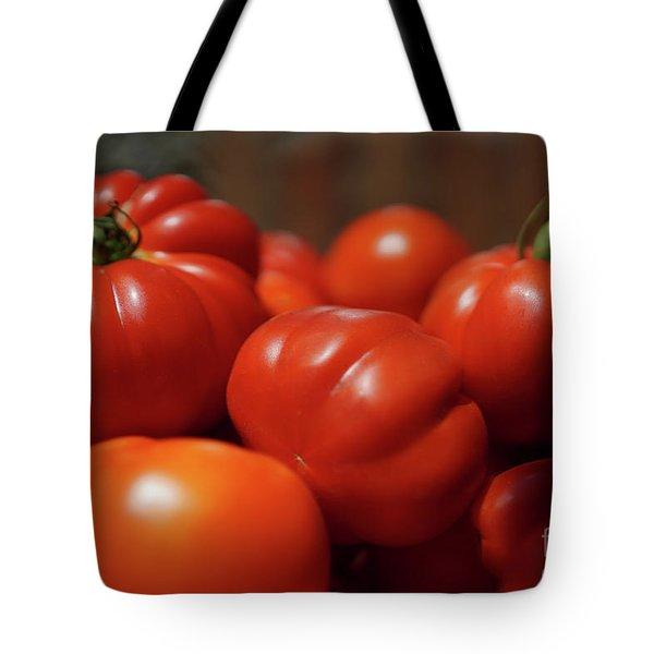 Grandpas Tomatoes Tote Bag