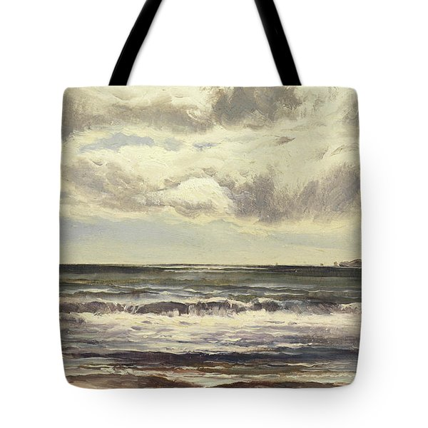 Grange Over Sands Tote Bag