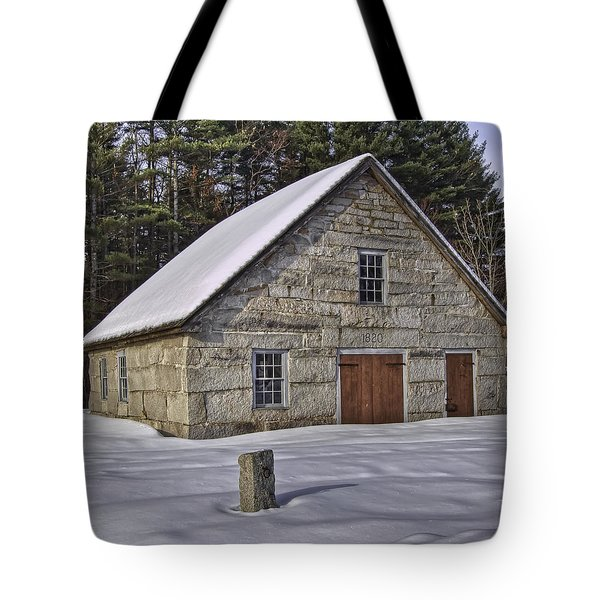 Granite House Tote Bag