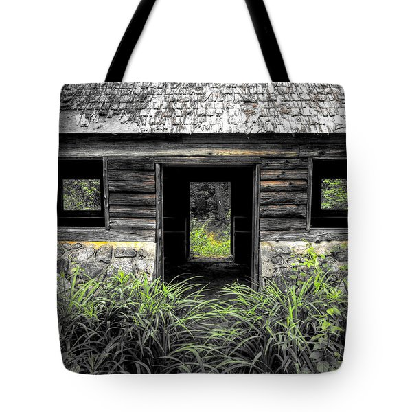 Granite House Tote Bag
