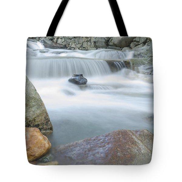 Granite Pool Tote Bag