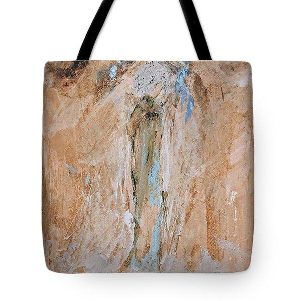 Granny Angel Tote Bag