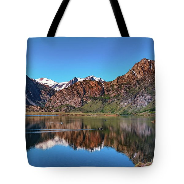 Grant Lake Serenity June 2017 Tote Bag