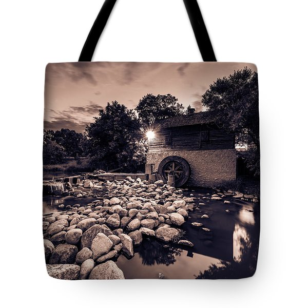 Grant's Old Mill Tote Bag