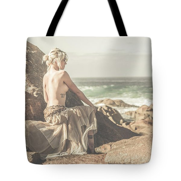 Granville Harbour Tasmania Fine Art Beauty Portrait Tote Bag
