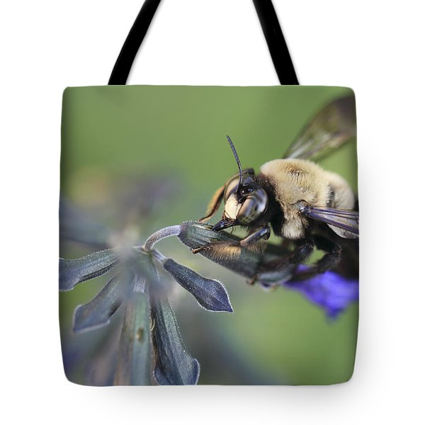 Grape Juice Tote Bag