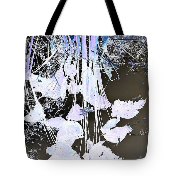 Graphic Reflection Tote Bag