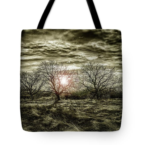Graphical Tote Bag
