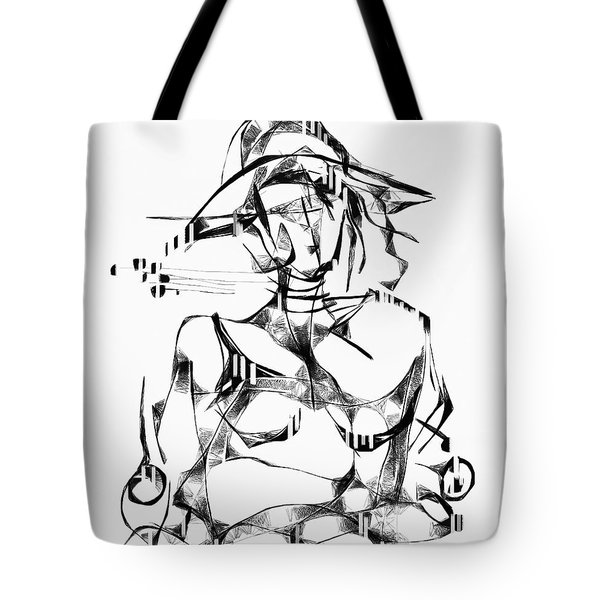 Graphics 1410 Tote Bag
