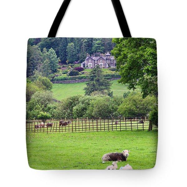 Grasmere England  6753 Tote Bag